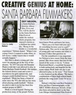 First & Ten - CASA Magazine (2007)